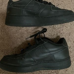 Boys Nike Low Air Forces